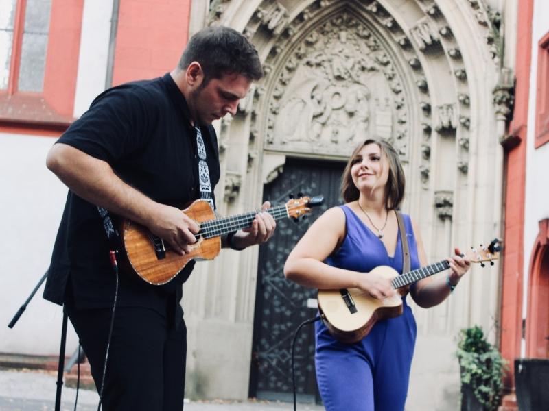 the-ukuleves